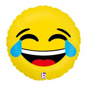 """Heliumballon """"LOL-Emoji"""""""