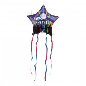 "Heliumballon ""Nieuwjaarsster"""
