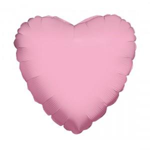 """Heliumballon """"Roze Hart"""""""