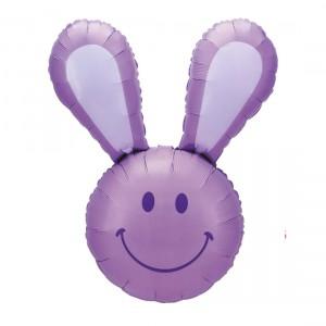 """Heliumballon """"Smiley-konijn"""""""
