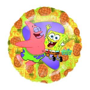 """Heliumballon """"SpongeBob en Patrick"""""""