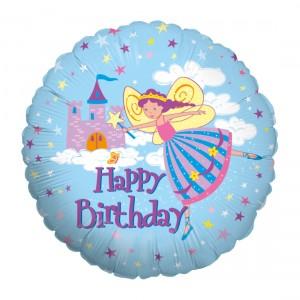 """Heliumballon """"Verjaardagsfee"""""""