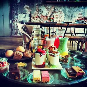 High Tea voor 2 - Amsterdam