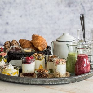 High Tea voor 2 in Utrecht