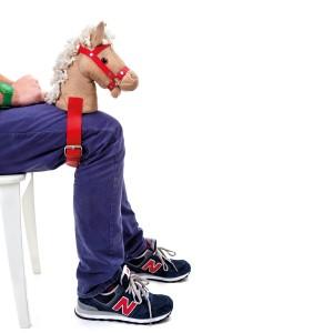 Hop paardje hop 2.0 - paardenhoofd