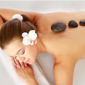 Hotstone massage 60 minuten - Eindhoven