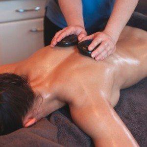 Hotstone massage - Schiedam