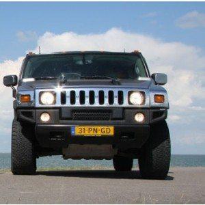 Hummer rijden 3 uur - Almere