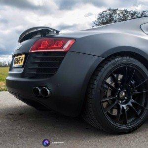 In een Audi R8 rijden - Almere Buiten