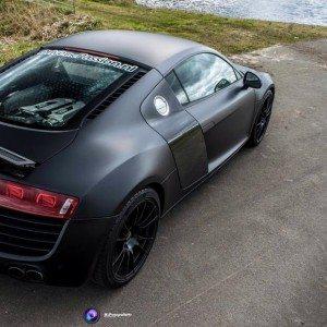In een Audi R8 rijden - Arnhem