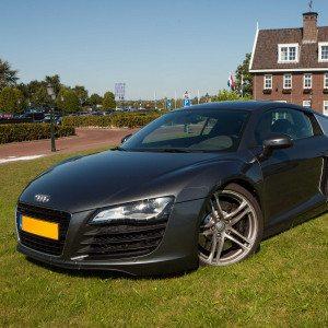 In een Audi R8 rijden - Den Bosch