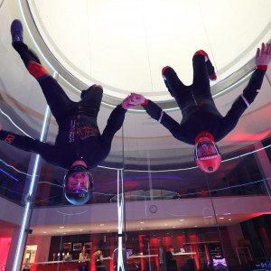 Indoor skydiven voor twee - Luik