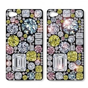 iPhone case ''bling''
