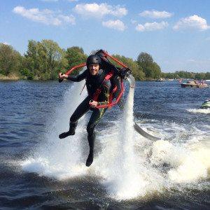 Jetpack - Amsterdam