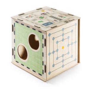 """""""Kids Cube"""" – Het multitalent voor op de kinderkamer"""