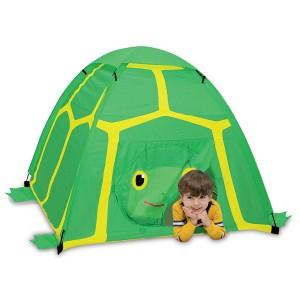 Kindertent 'schildpad'