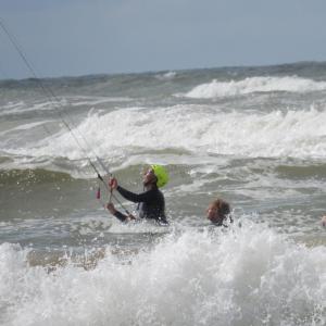 Kitesurflcursus 3 dagen x 3 uur - Zandvoort