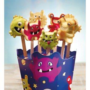 Kleine monsters - cakepops