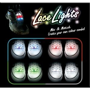 Lace Lights - LED schoenveters