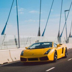 Lamborghini rijden - Breukelen