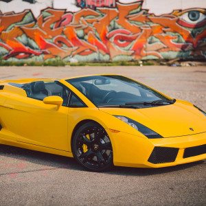 Lamborghini rijden - Roosendaal