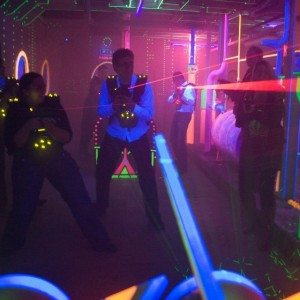 Lasergame - Rotterdam