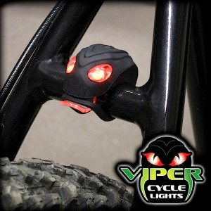 LED-fietslamp ''Viper''
