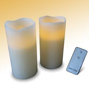 LED-kaarsenset