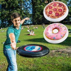Leuke frisbees