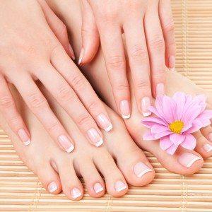 Luxe cosmetische voet verzorging met paraffinepakking - Beverwijk