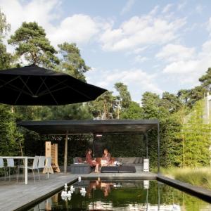 Luxe privé water oasis voor 2 -Grobbendonk