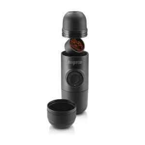 "Mini-espressomachine ""Minipresso"" - in stijlvol zwart"