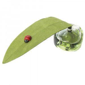 Mini parfum met lieveheersbeestje