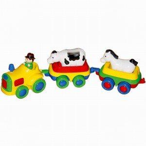 Mini tractorset