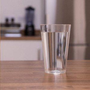 Onbreekbaar glas van silicone- 450 ml
