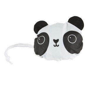 "Opvouwbare shopper ""Panda"""