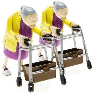 Opwindbare Oma's
