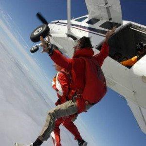 Parachutespringen Tandemsprong - Ameland