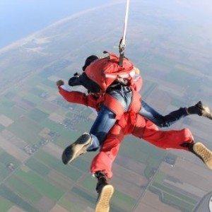 Parachutespringen Tandemsprong - Texel