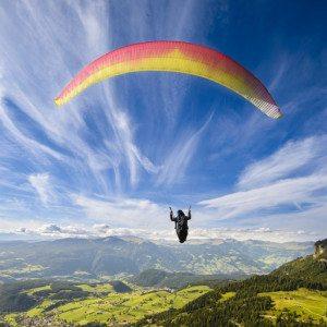 Paragliden - Terneuzen