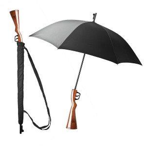 Paraplu ''geweer''