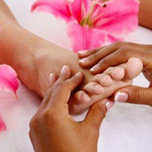 Pedicure behandeling met cosmetische voetverzorging - Beverwijk