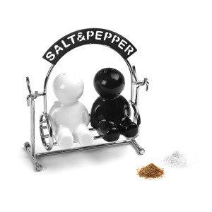 Peper- en zoutstel Salt & Pepper