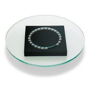 Philippi: hoogwaardig draaibord van glas