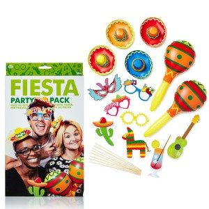 "Photobooth partyset ""Fiesta"""