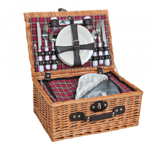 Picknickmand 25-delig