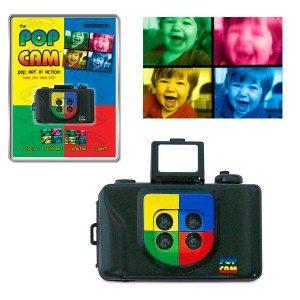 Pop Art fotocamera