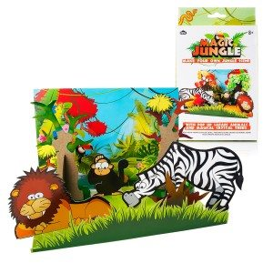 Pop-up jungle voor thuis