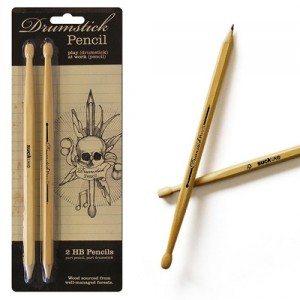 Potlood drumsticks