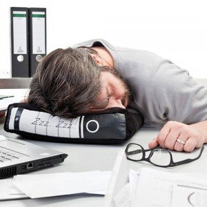 Power Nap - bureaukussen